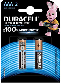 Элемент питания LR03-2BL Ultra Power Duracell