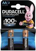 Элемент питания LR6-2BL Ultra Power Duracell